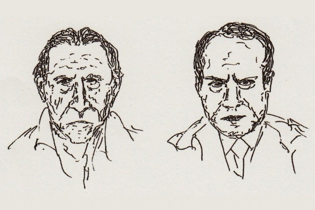 Otto Dix und Max Beckmann