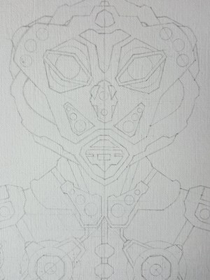 Robot 3 - Illustration