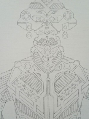 Robot 2 - Illustration