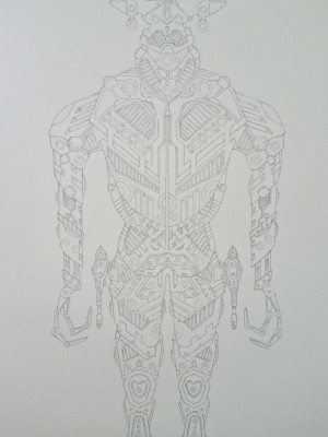 Robot 2 - Illustration
