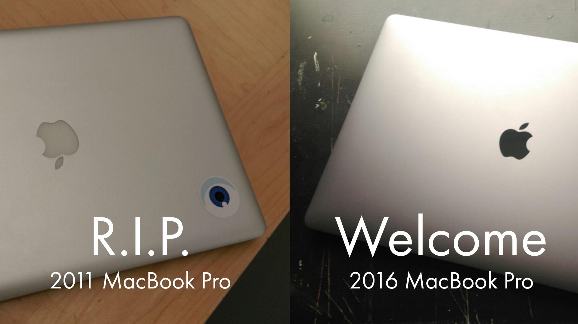 MacBook Pro 2016 Meinung und Bewertung