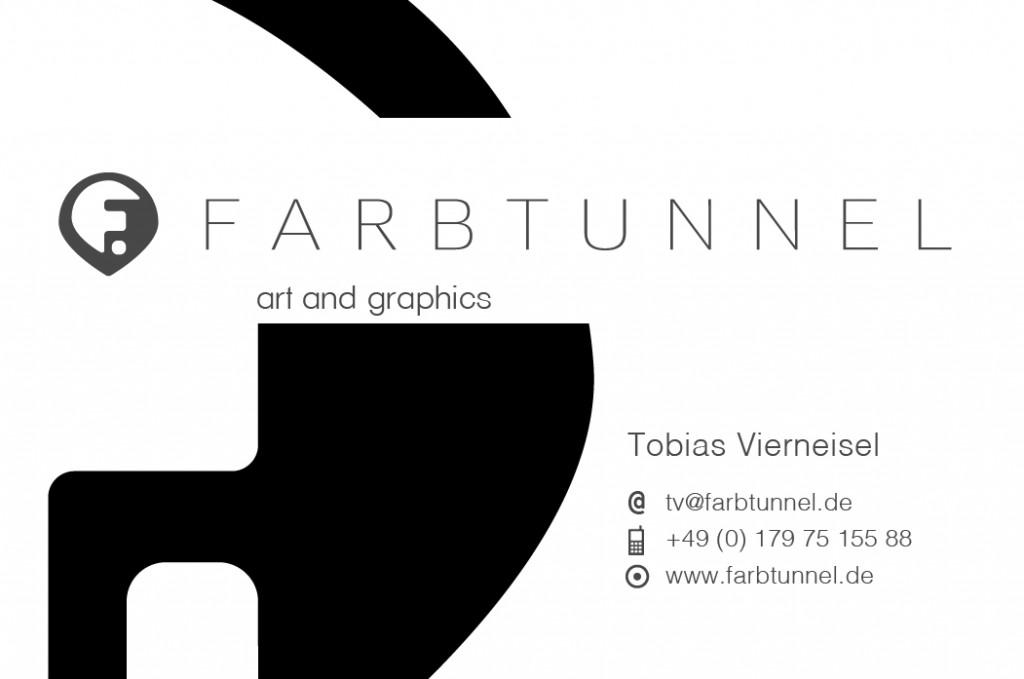 FARBTUNNEL Tobias Vierneisel Künstler aus Bonn