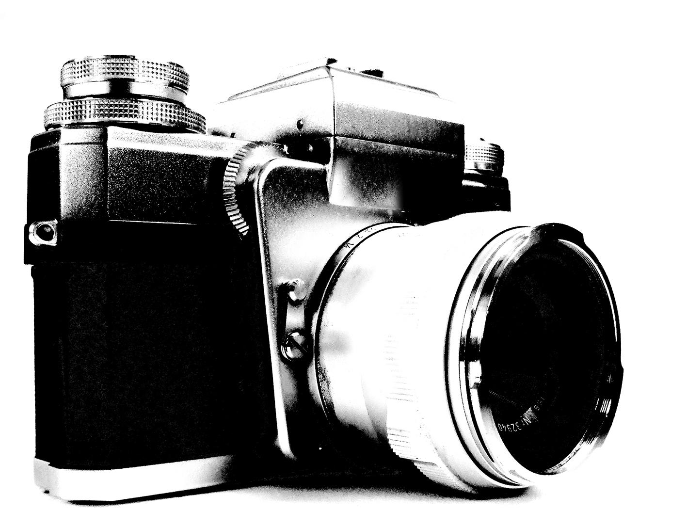 Kamera farbtunnel