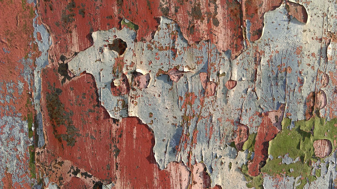 Rostige Tür Struktur