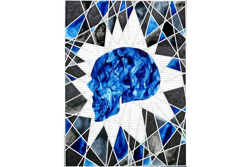 Blue Head 2