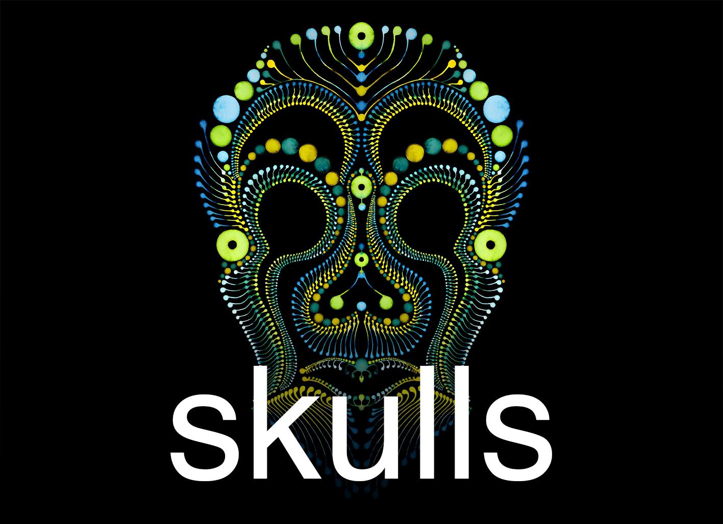 Skulls Artwork