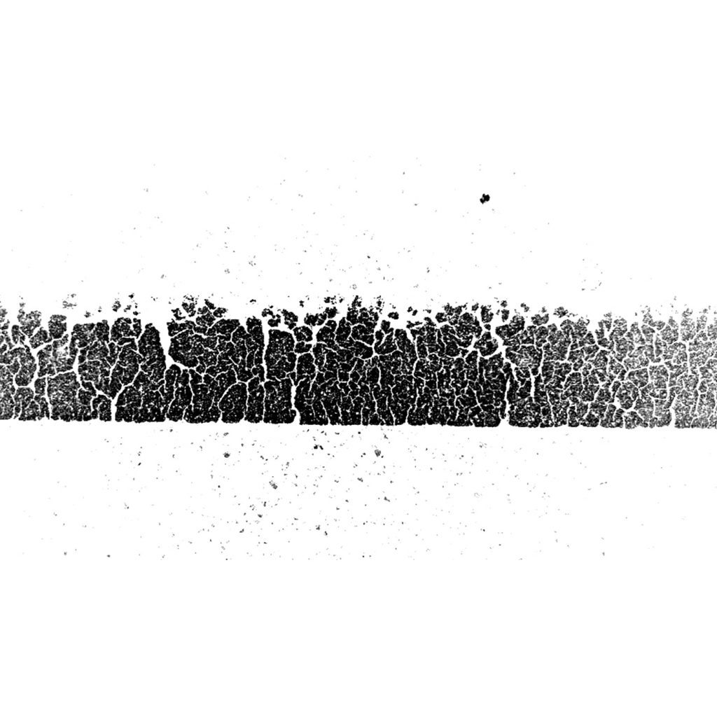 Abstrakte Struktur Schwarz Weiss
