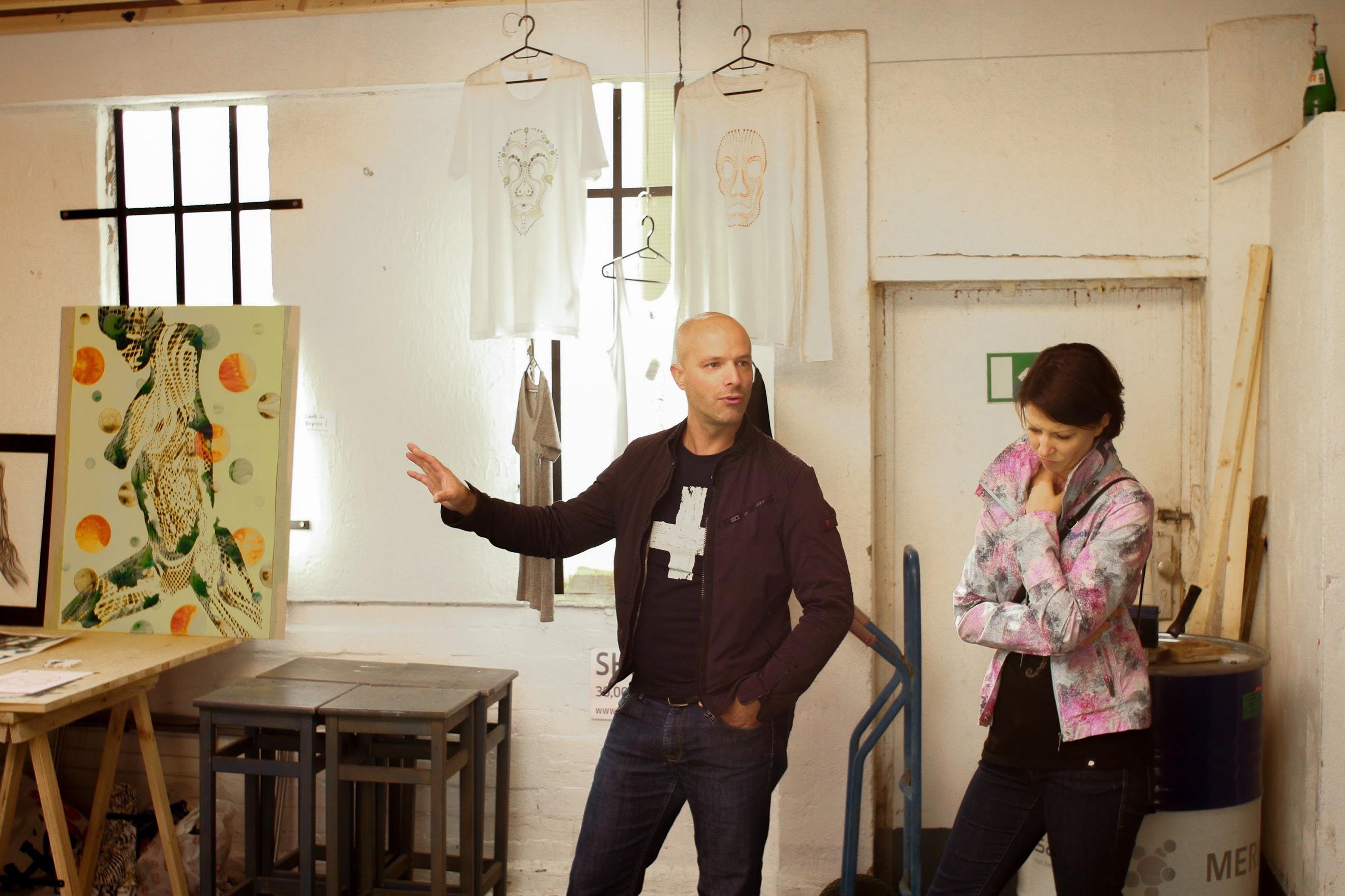 von der kunst leben oder f r die kunst die 23 offenen ateliers in der bonner altstadt. Black Bedroom Furniture Sets. Home Design Ideas