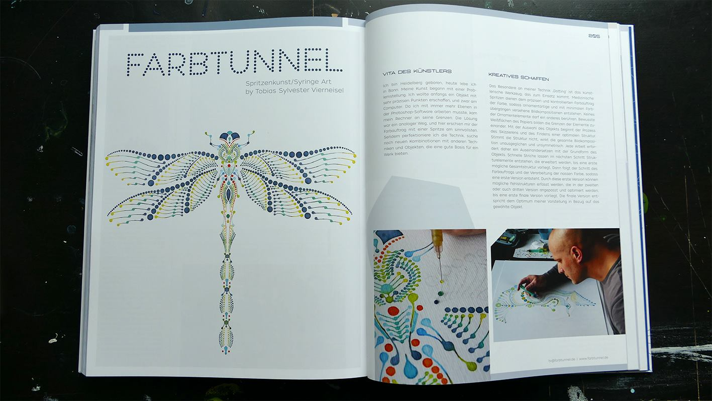 Farbtunnel Tobias Sylvester Vierneisel Creative Extremes