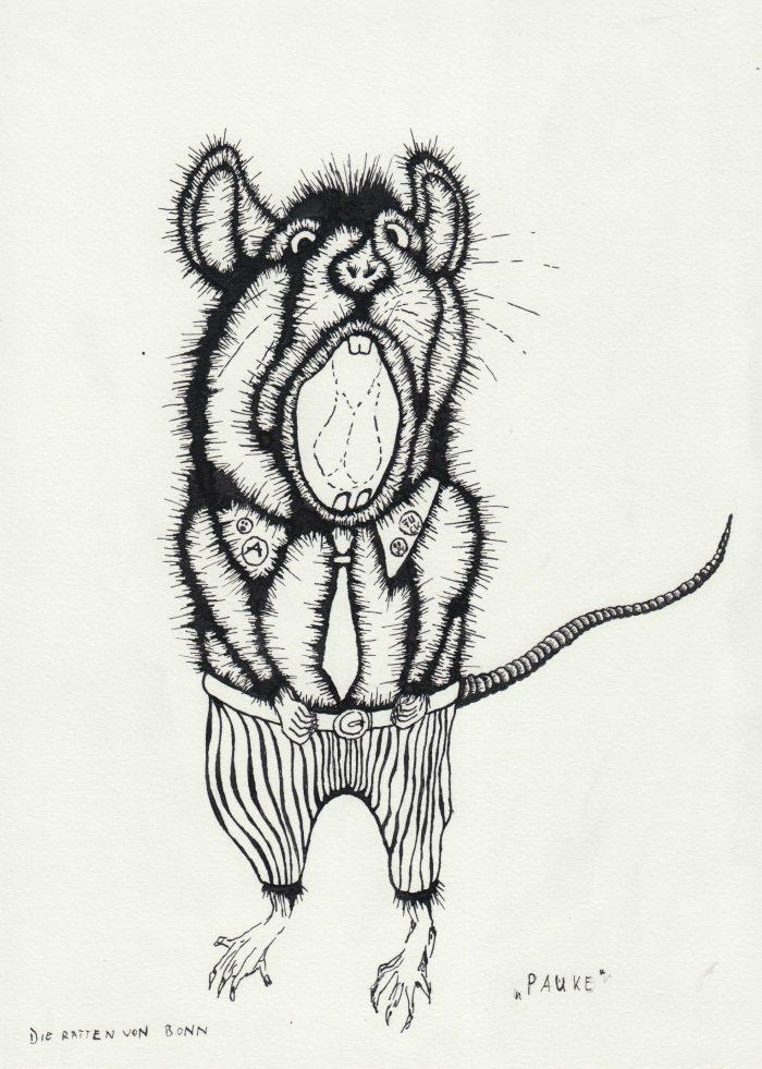 Ratten von Bonn