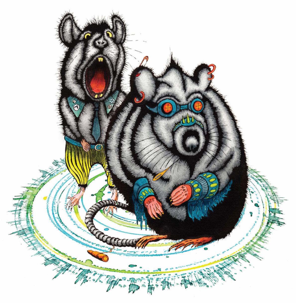 Die Ratten von Bonn