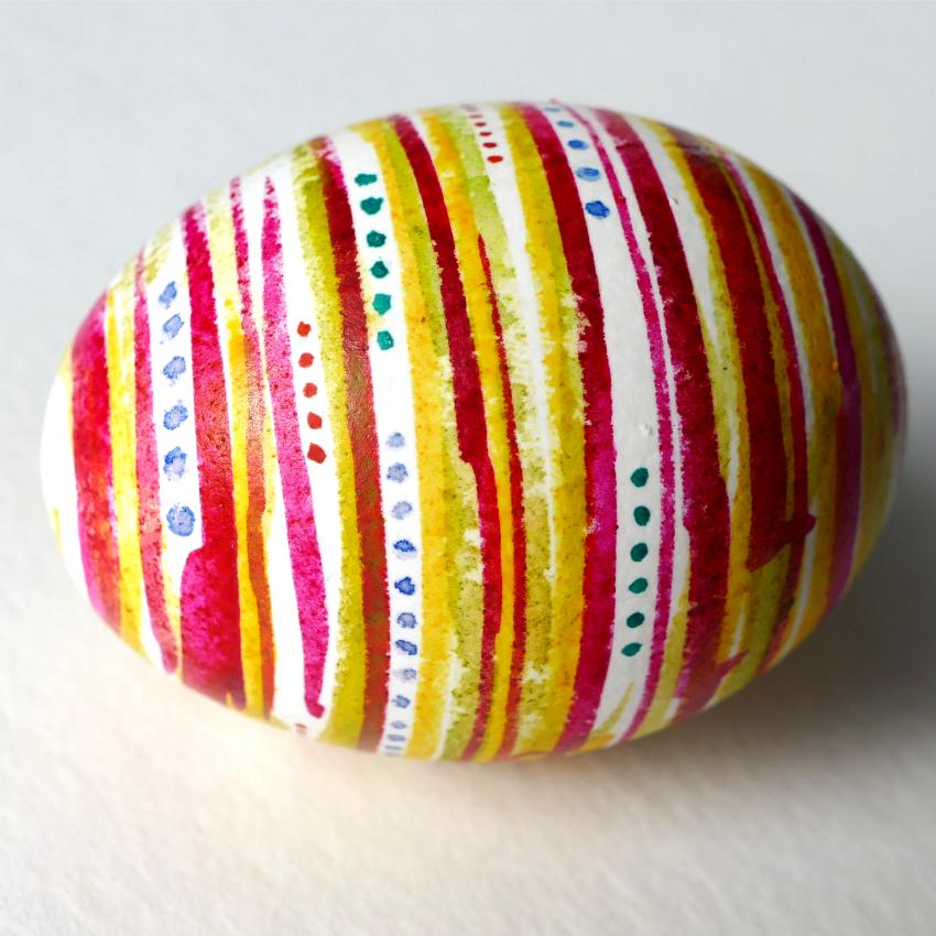 Fine Art Egg
